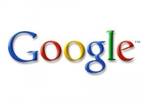 Google logo instant