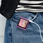 pantalon on ipod nano