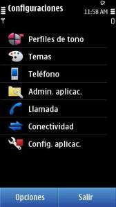 configurar ip nokia paso1