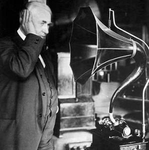 fonografo de edison